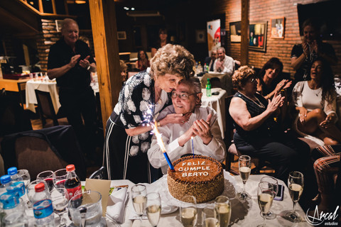 Cumpleaños | 90 años de Humberto